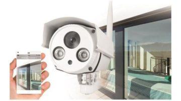 Alarme & vidéo surveillance